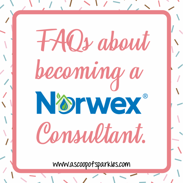 FAQs about becoming a Norwex Consultant
