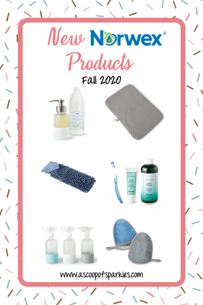 New Norwex Products Fall 2020
