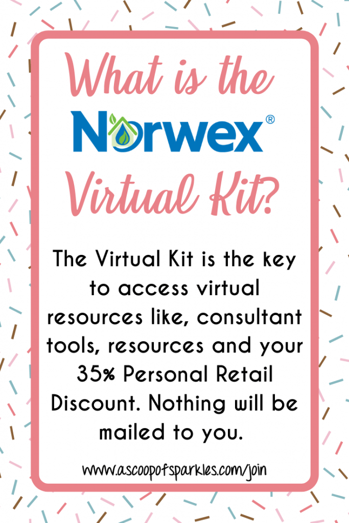 What is the Norwex Virtual Kit?