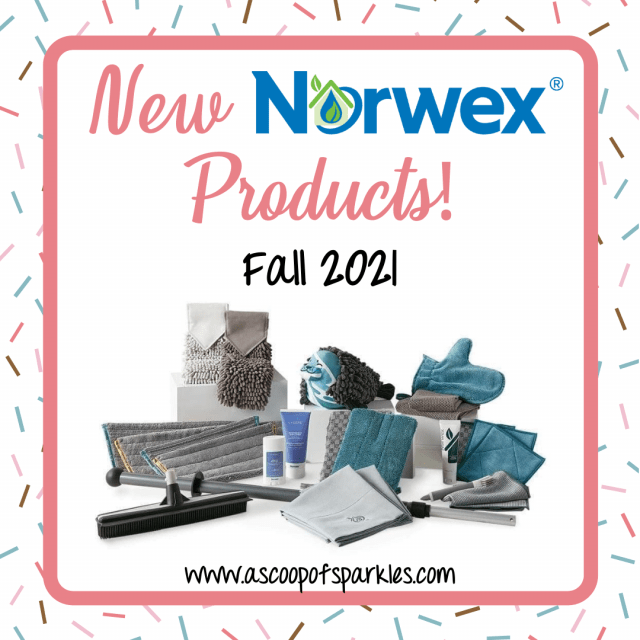 New Norwex Products Fall 2021